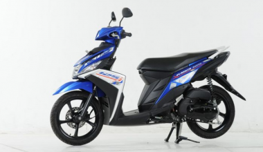 modifikasi motor mio m3