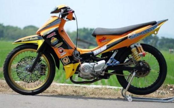 Modifikasi Jupiter Z