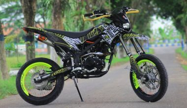 modifikasi motor klx