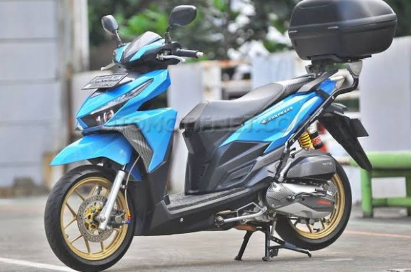 modifikasi vario 150