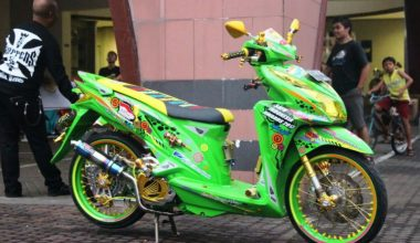 Modifikasi Vario 125