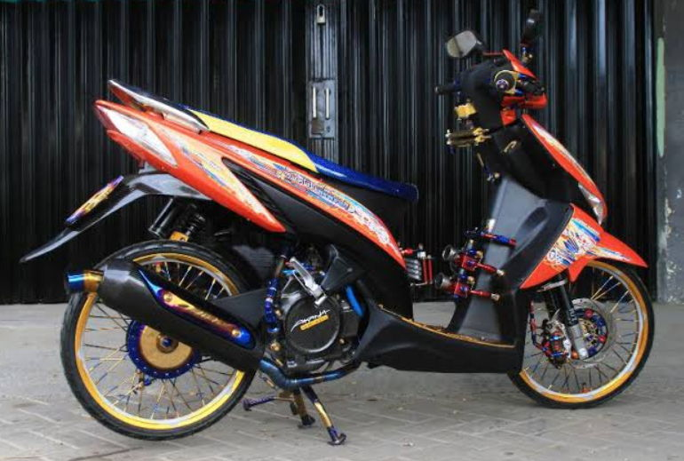 Modifikasi Vario 110