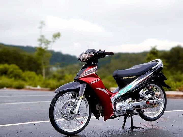 Modifikasi Vega R
