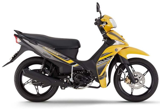 Motor Bebek Terbaik Yamaha