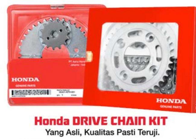 Harga Rantai Motor Honda AHM