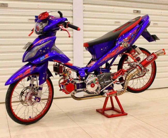 Modifikasi Vega ZR 2010