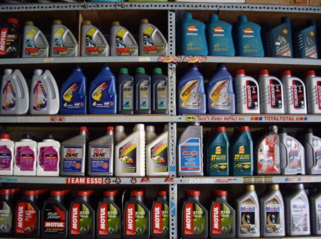 Daftar Harga Oli Motor