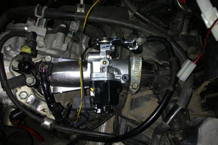 Penyebab Motor Brebet