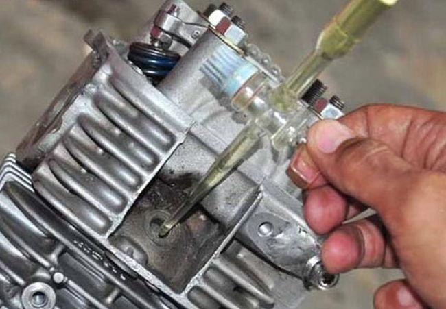penyebab kompresi hilang pada motor