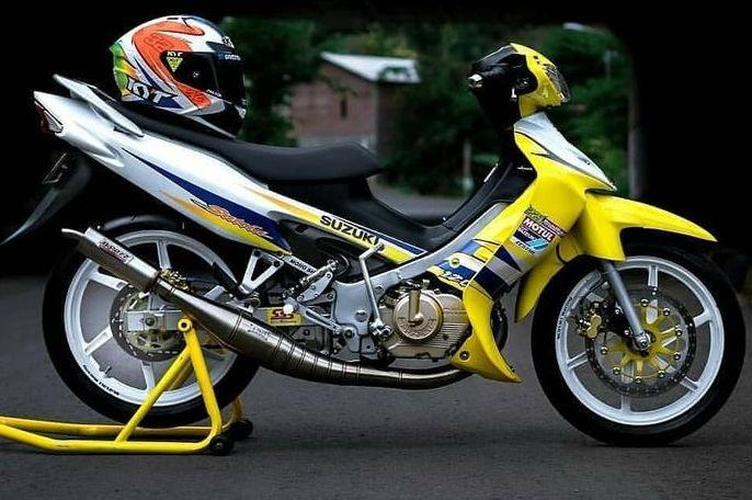 motor 2 tak terbaik suzuki