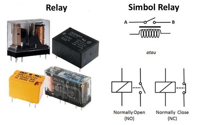 cara kerja relay